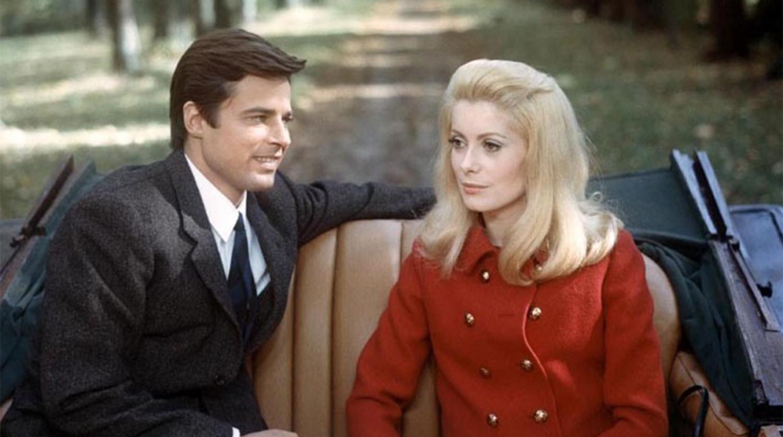 Кадр из фильма «Дневная красавица» (1967)