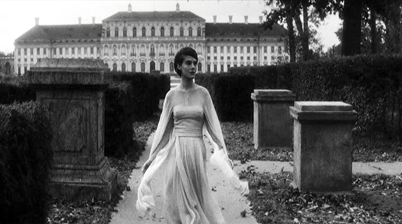 Кадр из фильма «В прошлом году в Мариенбаде» (1961)