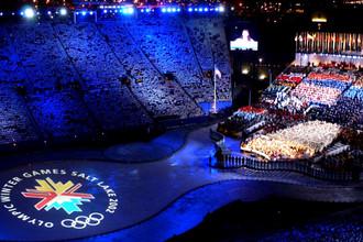 Церемония открытия Олимпийских игр в Солт-Лейк-Сити-2002