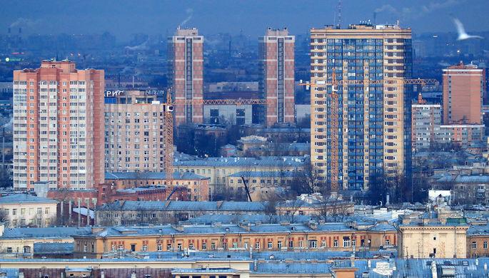 Разогнались на льготах: Москва и Петербург вошли в топ-10 городов по росту цен на жилье