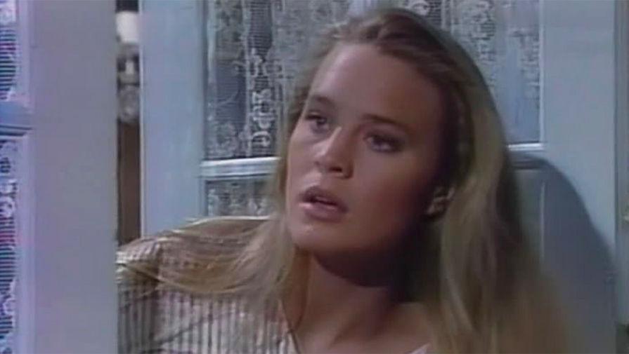 Кадр из сериала «Санта-Барбара» (1986)