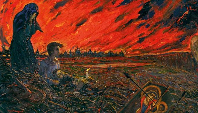 «Все погибли от огня»: как крымский хан сжег Москву