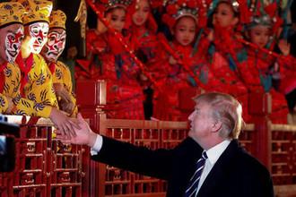 Дело Байдена: Трамп просит Китай о помощи
