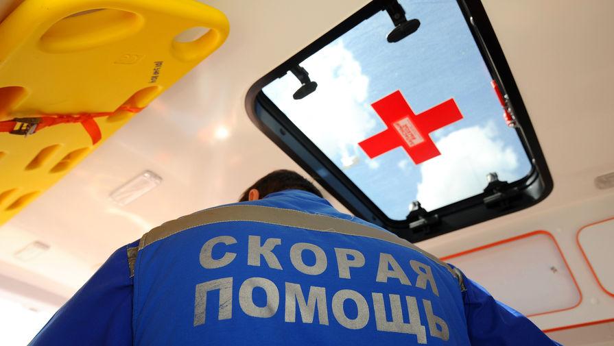 Шесть человек пострадали в ДТП с микроавтобусом в Серпухове