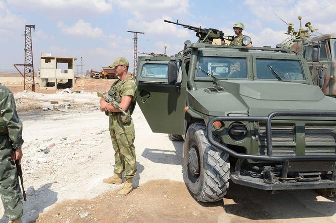 И хотя боевики уже выбиты из провинции Хама и южных районов провинции Идлиб, российские военные бдительности все равно не теряют