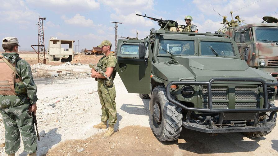 Российские военные займут сирийский Манбидж после ухода сил США, выяснили СМИ