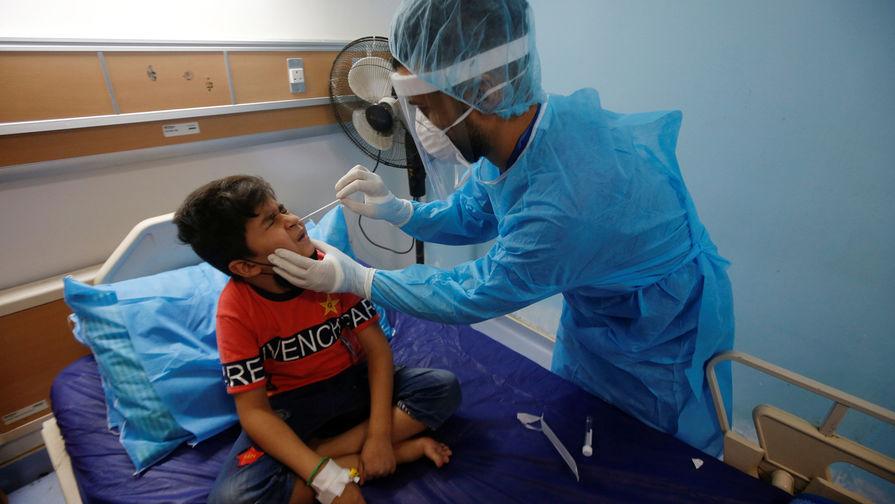 Запредельная концентрация: как коронавирус атакует детей