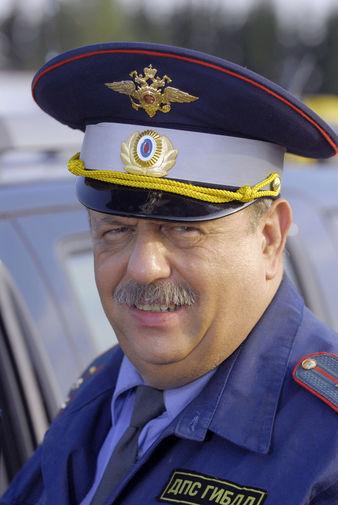 Актер и телеведуший Михаил Борисов на съемках фильма «Артефакт», 2007 год