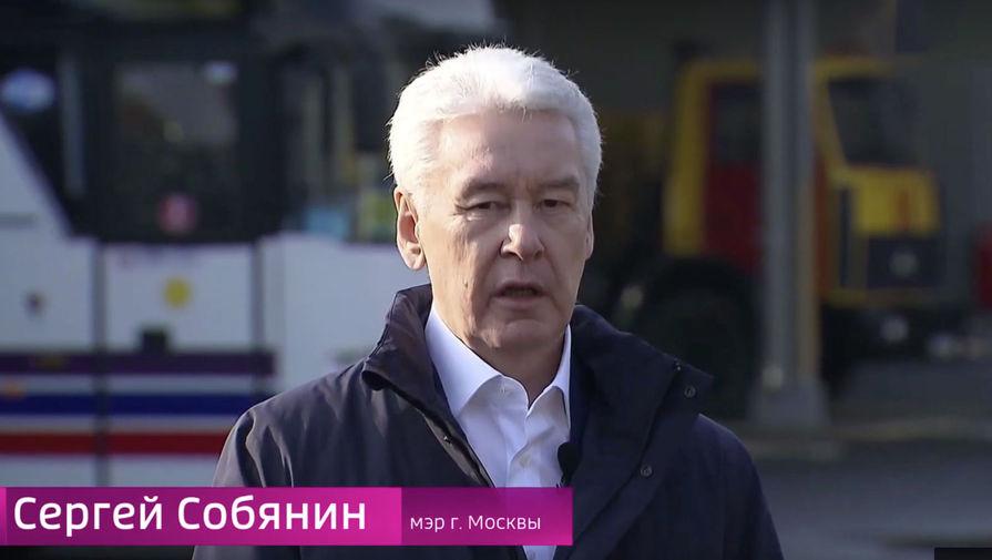 Собянин сообщил об упрощении доступа к электронной медкарте для москвичей