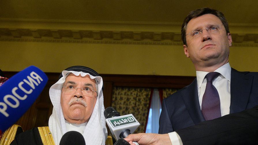 Нефтяное соглашение РФ и Саудовской Аравии: цены на нефть пошли вверх