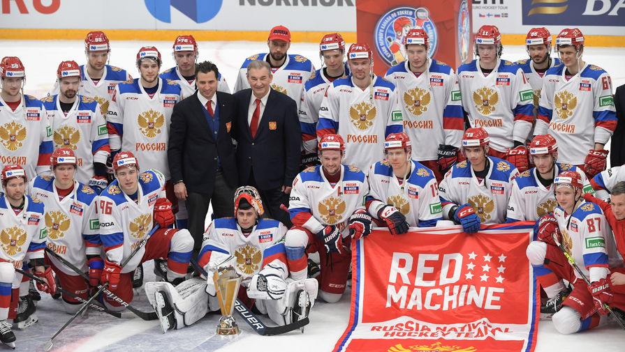 Россия разгромила финнов и выиграла домашний этап Евротура