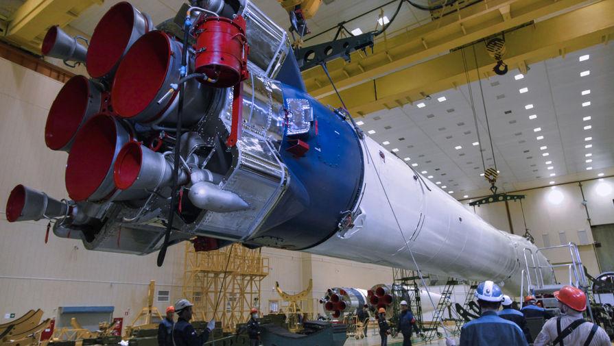 Источники: один из запусков ракеты «Союз» с космодрома Куру перенесли