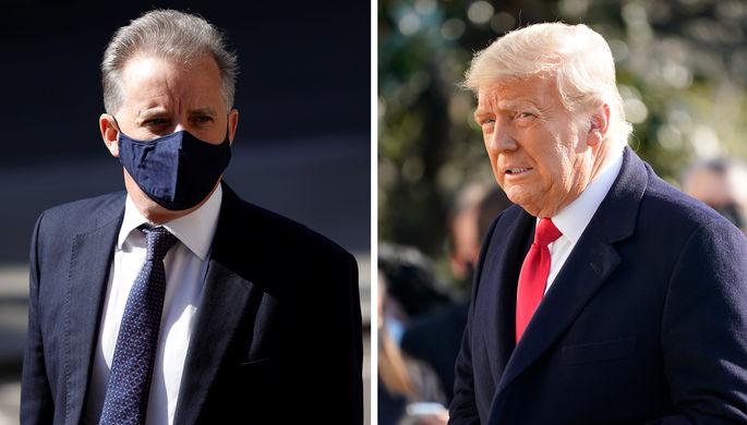 Новое досье: что накопал на Трампа британский шпион