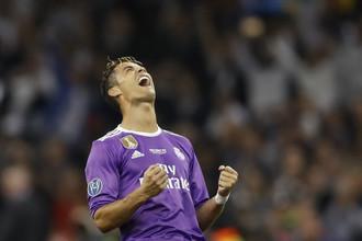 Криштиану Роналду забил 600-й гол в карьере в финале Лиге чемпионов