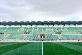 Стадион футбольного клуба «Анжи»