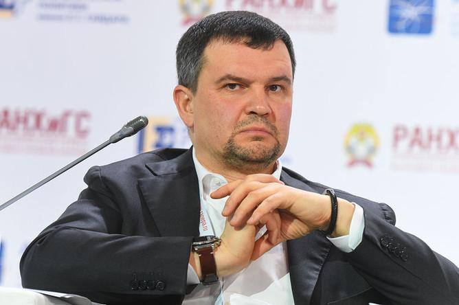 Вице-премьер по транспорту Максим Акимов