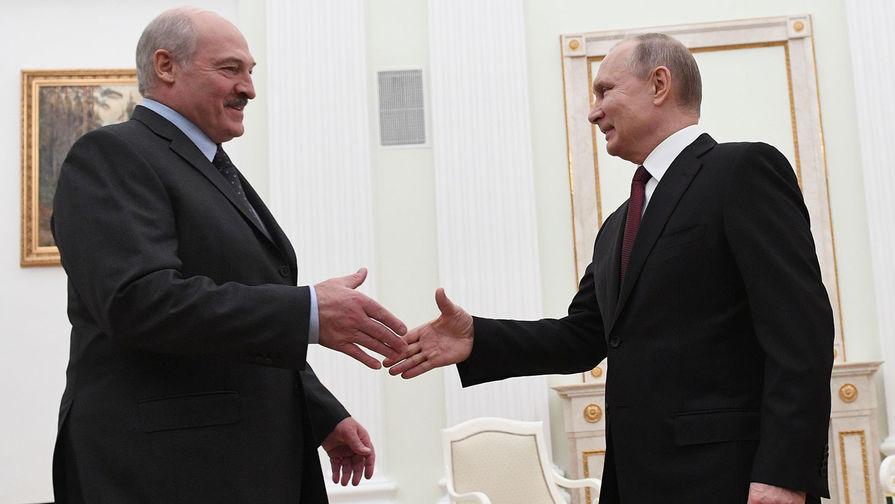Лукашенко объявил союз Белоруссии и России состоявшимся