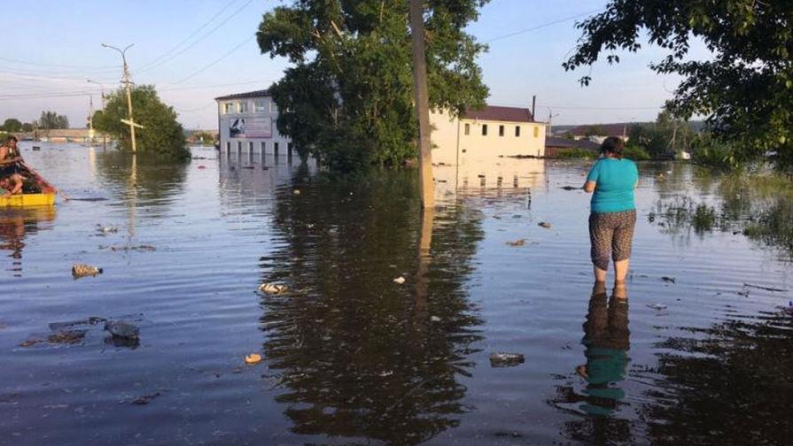 Появился мрачный прогноз по затопленной Иркутской области