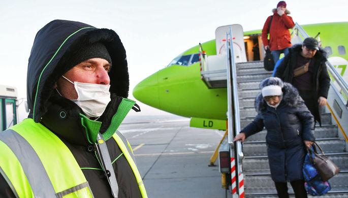 Боятся заразы: россияне отменяют отпуск