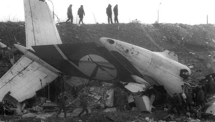 Поляки обвинили СССР: 40 лет катастрофе Ил-62 под Варшавой
