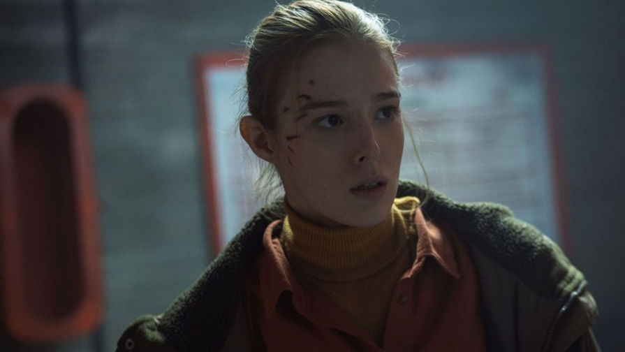 Кадр из фильма «Кольская сверхглубокая» (2020)