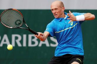 Николай Давыденко вышел во второй круг «Роллан Гарроса»