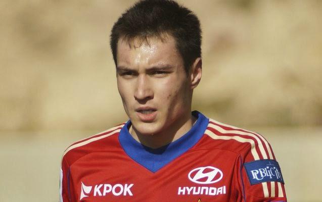 Вячеслав Караваев уехал в аренду в чешскую «Дуклу», но готов вернуться в родной ЦСКА