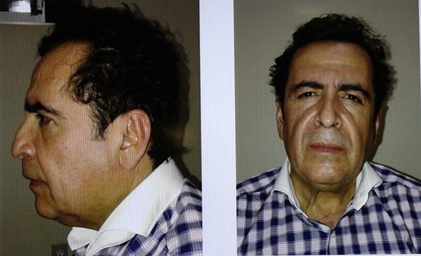 Задержанный в Мексике известный наркобарон Эктор Бельтран Лейва