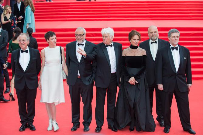 Члены жюри основного конкурса 37-го ММКФ