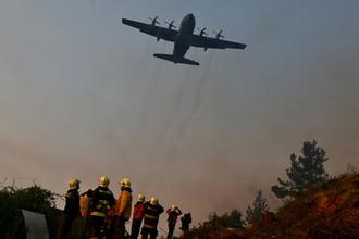 38 погибших: военный самолет разбился по пути в Антарктиду