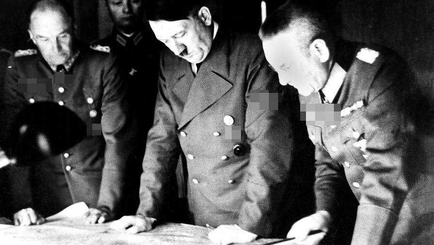 Адольф Гитлер, 1941 год