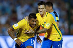 Бразилия разгромила Уругвай в матче отборочного турнира к чемпионату мира — 2018