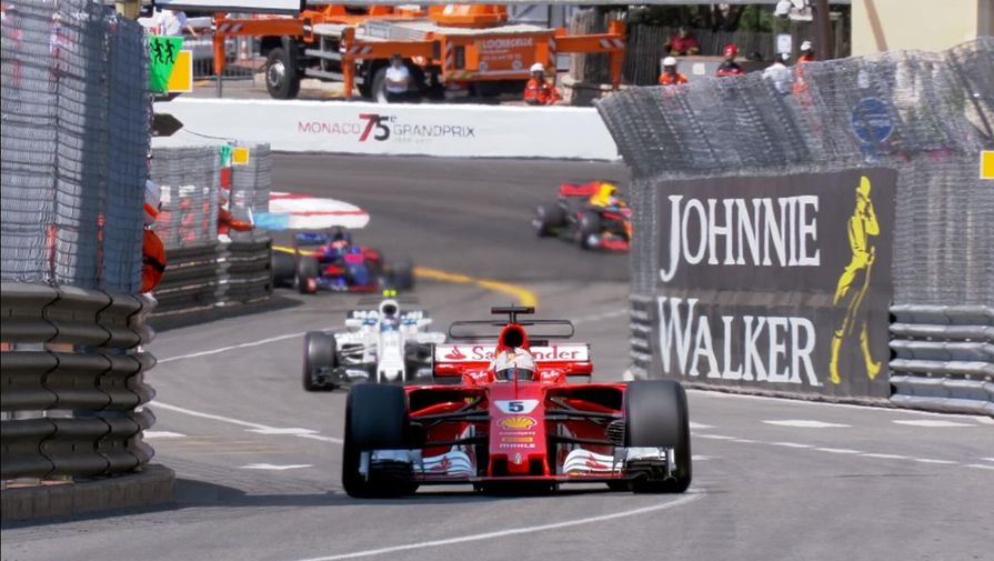 Формула 1 гран при монако 2017 онлайн гонка роботы играть онлайн рпг