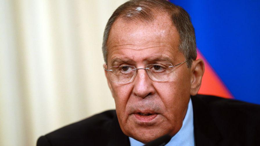 Лавров и генсек ОБСЕ обсудили ситуацию на Украине