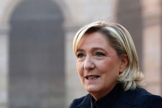 Марин Ле Пен, 2018 год