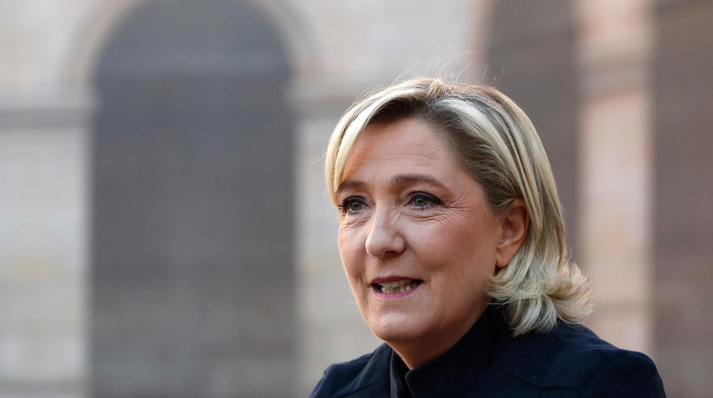 Партия Ле Пен победила на выборах в ЕП во Франции