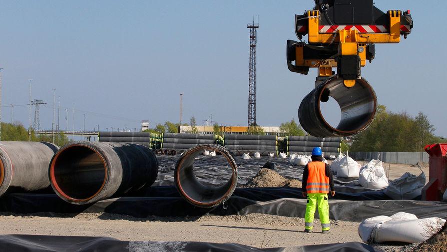 Дания отозвала разрешение на строительство газопровода Baltic Pipe