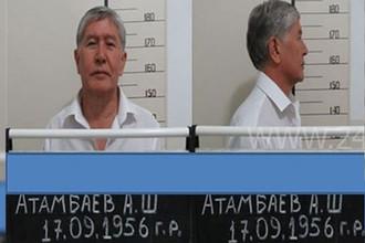 Атамбаев арестован: суд отправил экс-президента за решетку