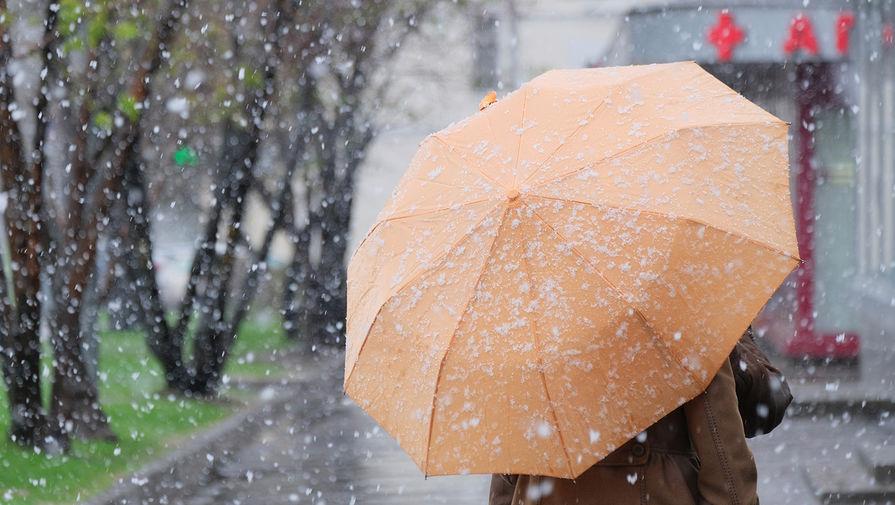 Мокрый снег и холод ждут москвичей с 13 по 20 марта