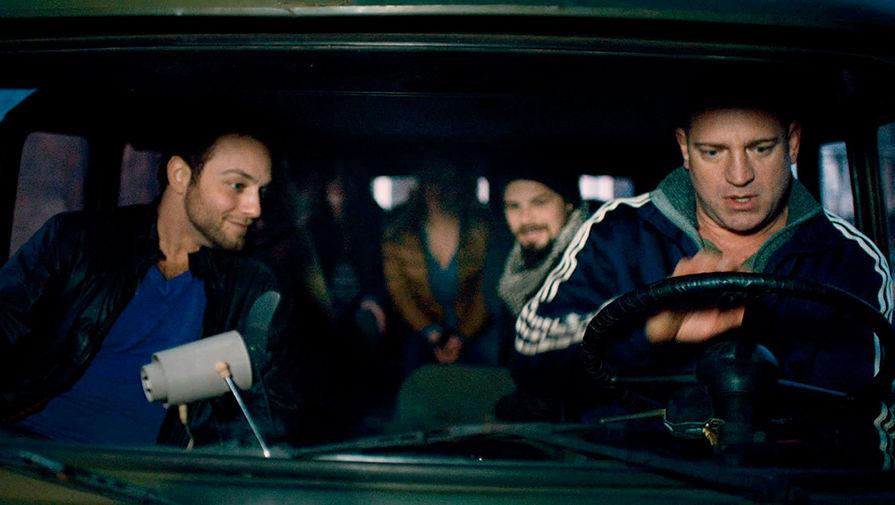 Дмитрий Дьяченко в фильме «Запретная зона» (2012)