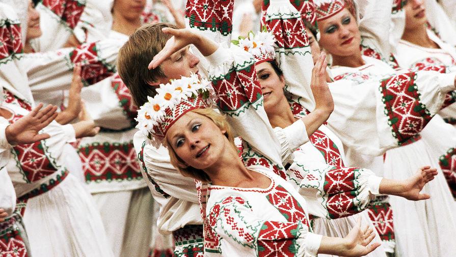 Церемония открытия XXII Олимпийских игр в Москве, 19 июля 1980 года