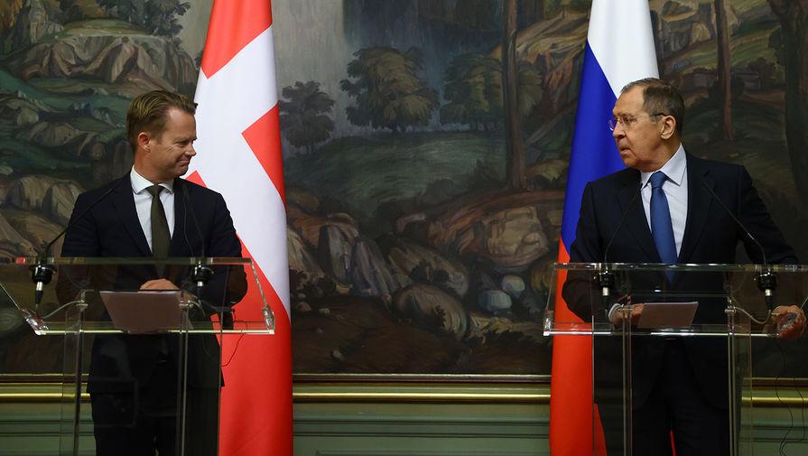Активность НАТО: Лавров выразил обеспокоенность Дании