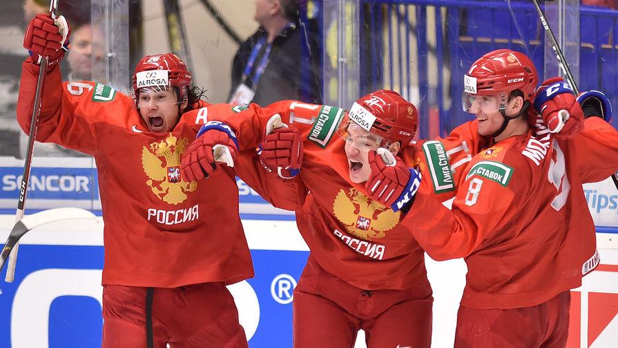 Сборная России проиграла Чехии в матче МЧМ-2021