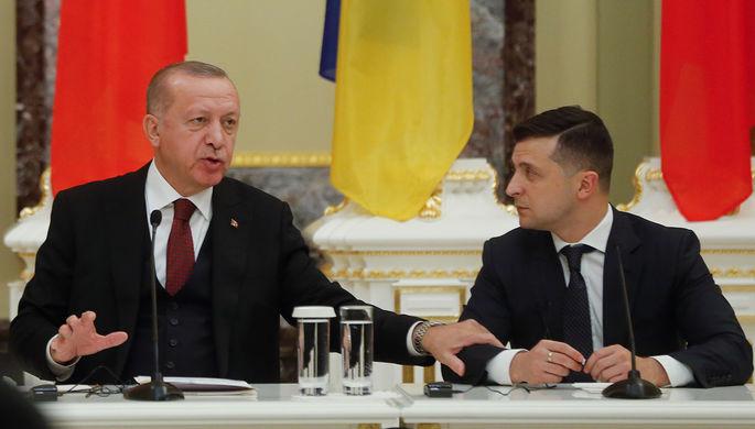 «У Турции свои планы»: почему Эрдоган поддерживает Украину