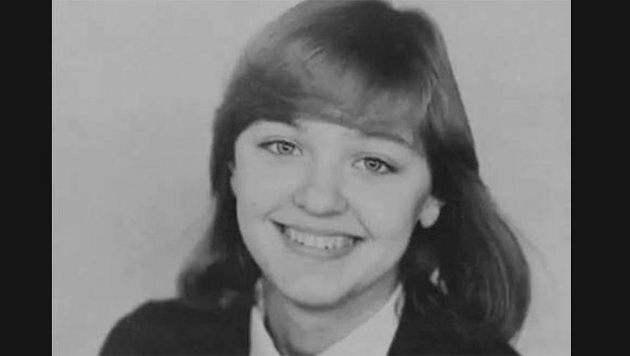 Татьяна Проценко в детстве