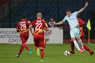 «Зенит» встречается на «Петровском» с тульским «Арсеналом» в рамках 20-го тура РФПЛ