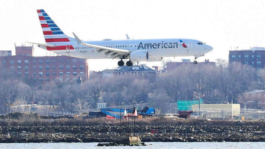 Авиакомпания American Airlines сокращает 90% рейсов в Нью-Йорк