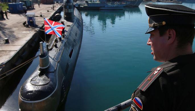 Дизель-электрическая подводная лодка проекта 641 «Запорожье», 2014 год