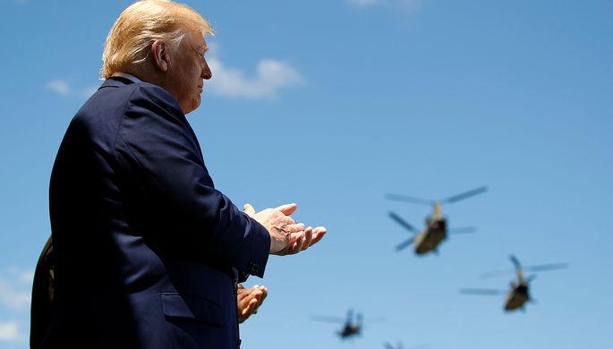 «Такого нет нигде»: о каком «секретном ядерном оружии» говорит Трамп