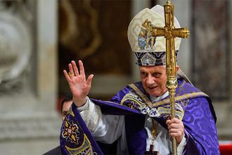 «Ватиканисты» еще не один месяц будут выдвигать теории о причинах отречения папы»